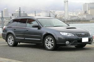 2008 Outback 2.5 Turbo